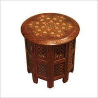 Sheesham Wood Foldable Table