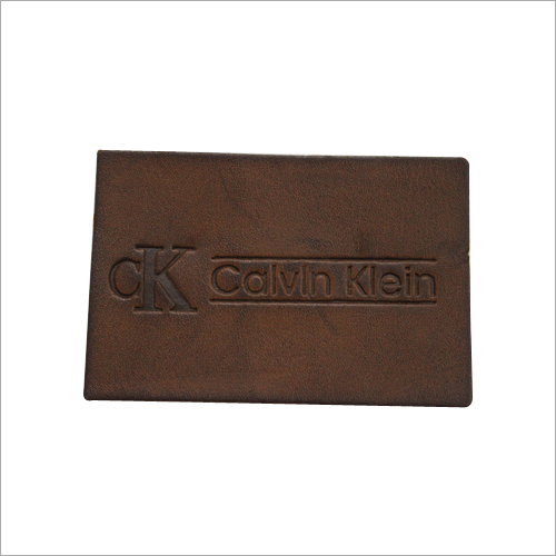 Garments Customized Leather Label