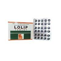 Ayurvedic & Herbs Tablet For Higher Lipid Phosphate-Lolip Tablet