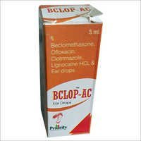 Beclomethasone Ofloxacin Ear Drops