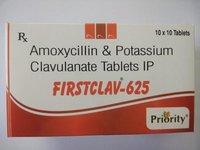 Amoxicillin & Clav Tablets