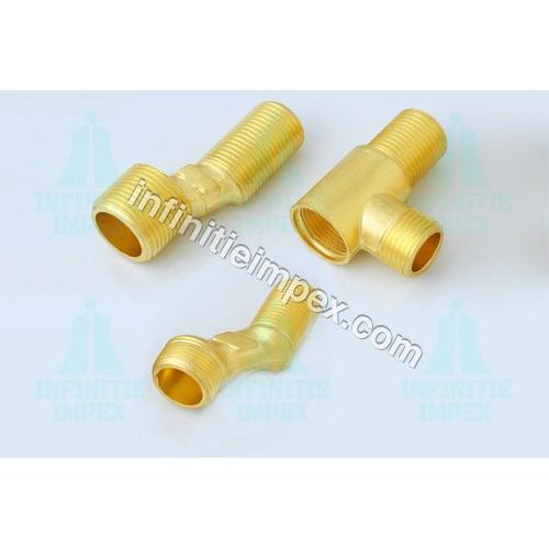 Brass Mixer Leg
