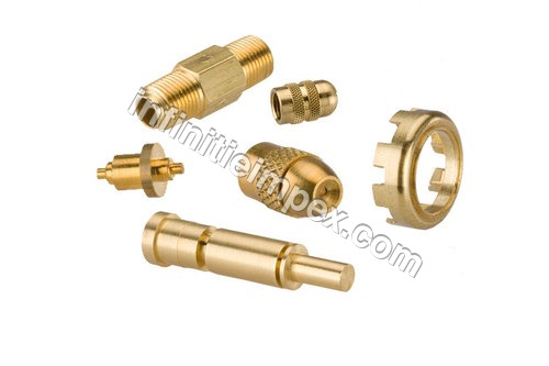 Brass Regulator Part