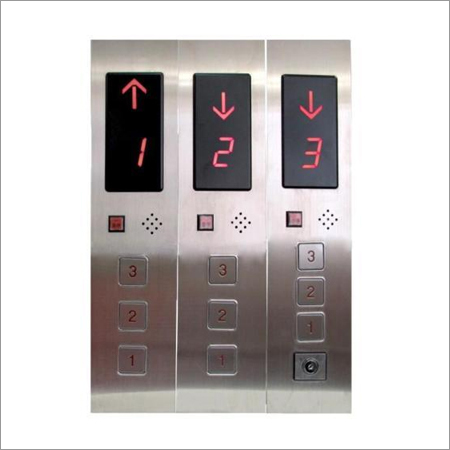 Led Display for Elevators