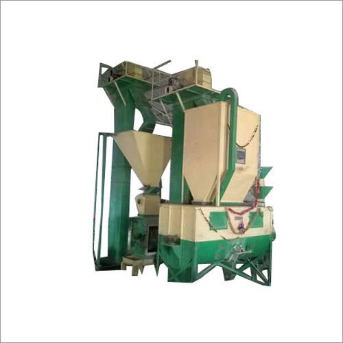 Small Poultry Feed Plant