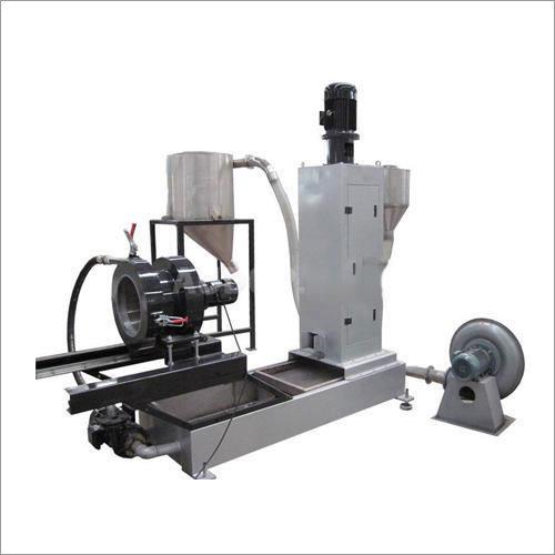 Vertical Pallet Machine