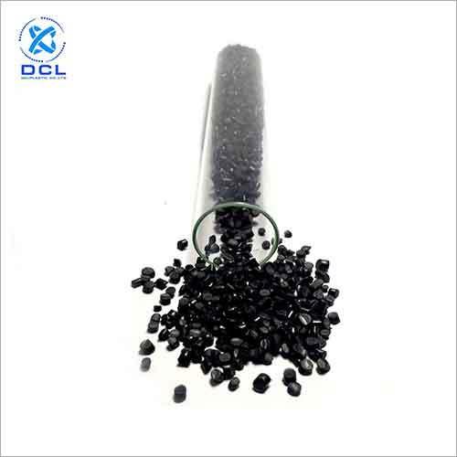Black PVC Granule