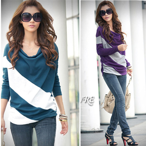 Casual Tops T Shirts