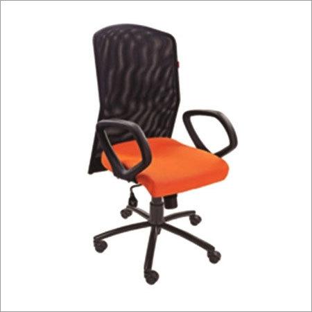 Net Back Revolving Office Chair