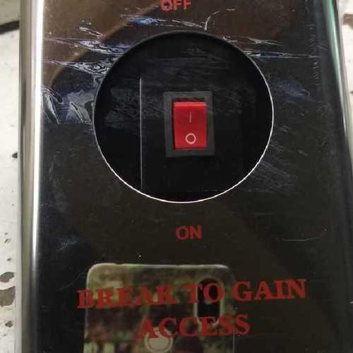 Emergency Alarm Box for elevators