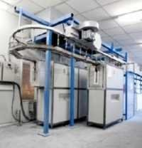 Continuous Enameling Furnace