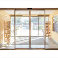 Automated Sliding & Folding Door Systems
