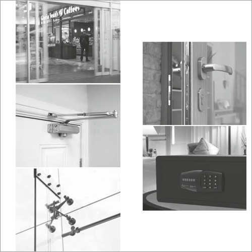 Automation & Architectural Hardware