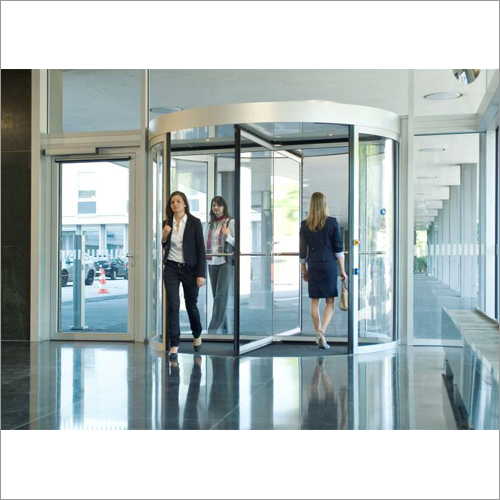 Revolving Doors Two Three & Four Leaf Systems