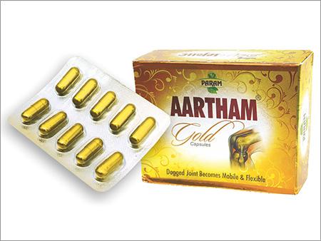 Artham Gold Capsules