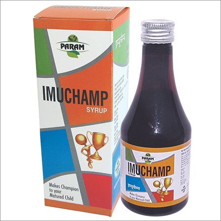 Imuchamp Syrup