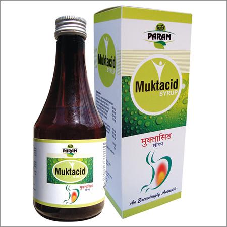 Muktacid Syrup