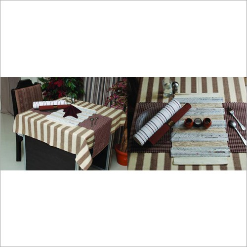 Designer Dining Mat & Table Linen