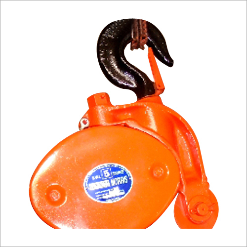 Industrial Chain Pulley Blocks