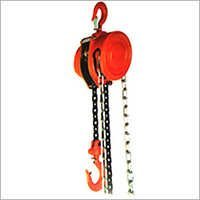NX Chain Pulley Block