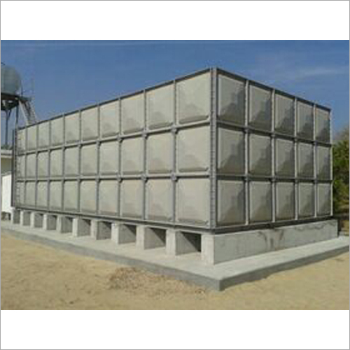 Fibre Water Storage Tank