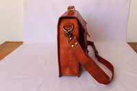 Leather Messenger Office Bag