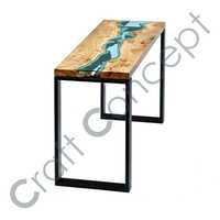 GLASS LAKE WAY METAL CONSOLE