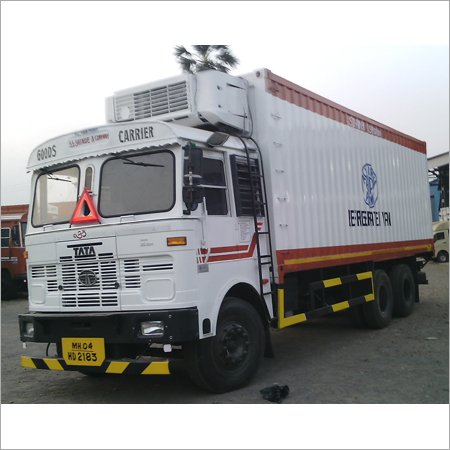Refrigerated Truck Containers