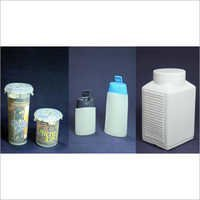 HDPE And PP Cosmetic & Pharma Container