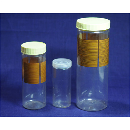 Tea & Beverages Pet Jar