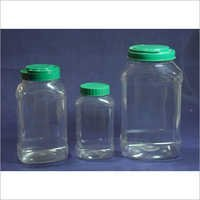 Pet Plastic Confectionery Jars