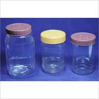 Ghee Packaging Plastic Jar