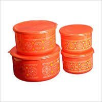 Poly Magic Seal Containers