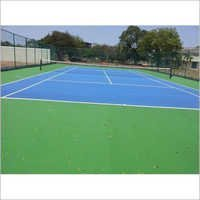 Lawn Tennis Synthetic Flooring