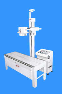 100mA Fix Model X Ray Machine With Multicone Table