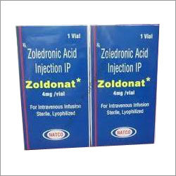 Zoledronic Acid Injection IP