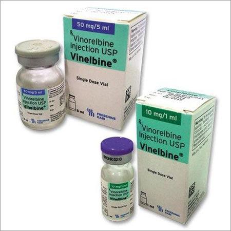 Vinorelbine Injections
