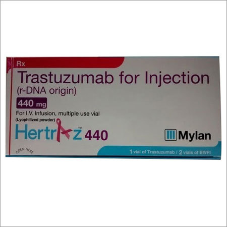 440Mg Hertraz Injection