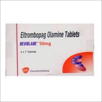 50mg Eltrombopag Olamine Tablets