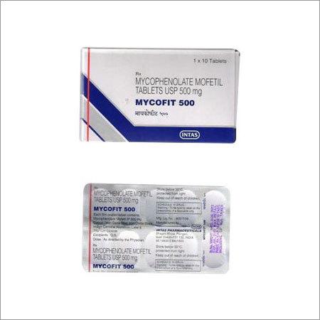 Mycofit 500mg Tablet