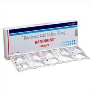 Bandrone 50mg Tablets