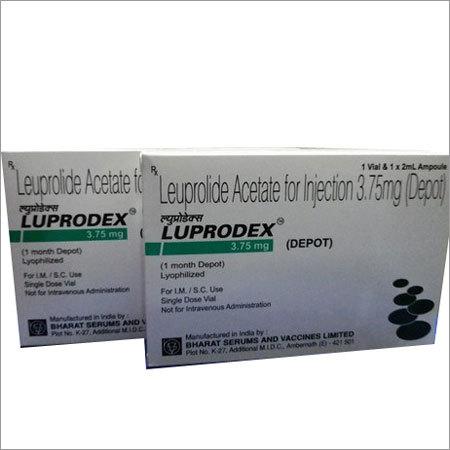 Luprodex 3.75mg Injection