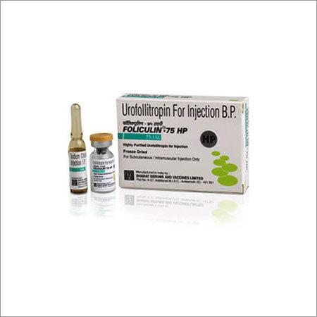 Foliculin 75mg Injection