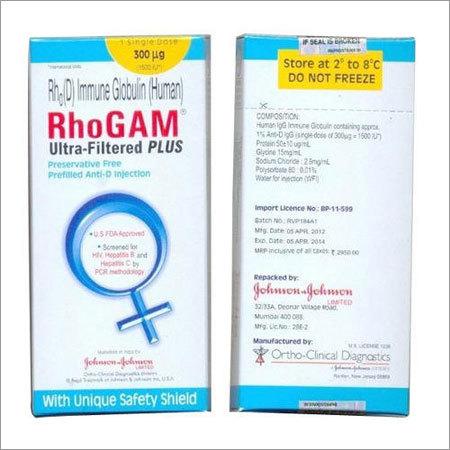 Rhogam Injection