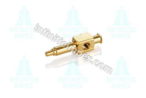 Brass Medical Part