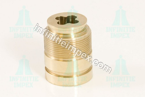 Brass Precision Turned Component