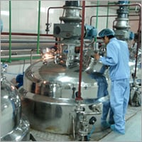 Industrial chemical Dosing Tank with agitator for detergent production line