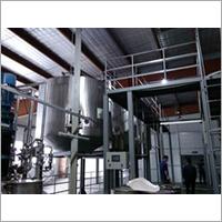 Washing powder line pre-mixing system Main equipment