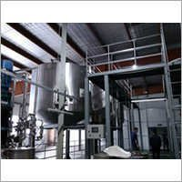 Washing powder line pre-mixing system Main equipment