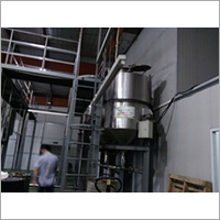 Cosmetic manufacturing production line Ginger washing line
